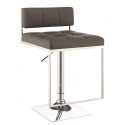 Adjustable Bar Stool 100195 Grey