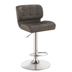 Adjustable Bar Stool 100545 Grey