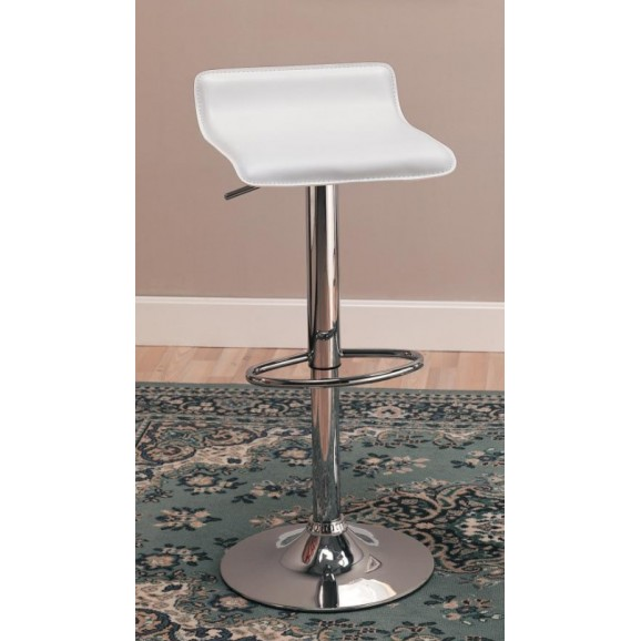 Adjustable Bar Stool 120390 Black