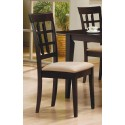 Dining Chair 100772 Cappuccino
