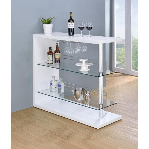 Bar Table 100167 White