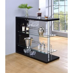 Bar Table 100165 Black