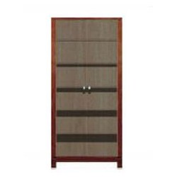 Duo Glass Door Bookcase 2D 285-31