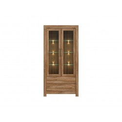 Gent Glass-Door Cabinet REG2W2S/20/10