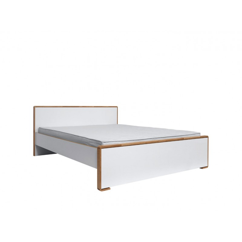 Bari Bed LOZ/160 - IDEA Furniture