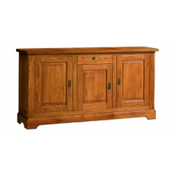 Sideboard base, 3-door TN 0130
