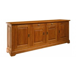 Sideboard base, 4-door TN 0144