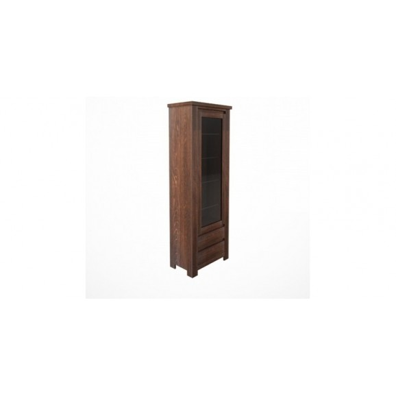 Glass-door cabinet TNT0214