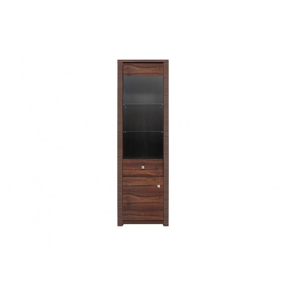 Senegal Glass-door Cabinet REG1D1WL