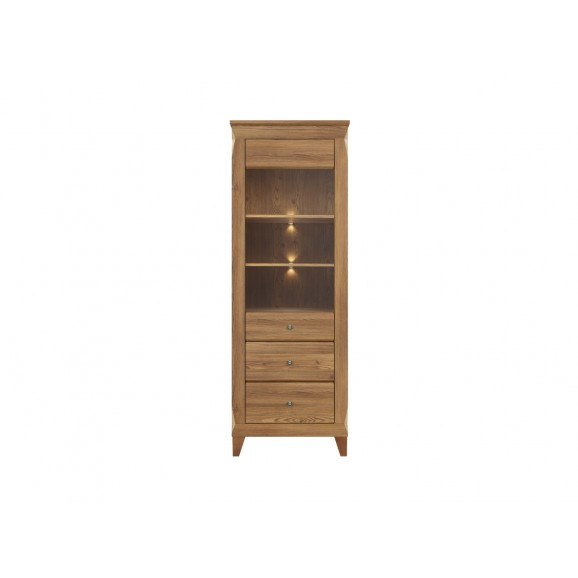 Glass-door Cabinet REG1W2S