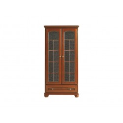 Bawaria Glass-door Cabinet DWIT2D1S