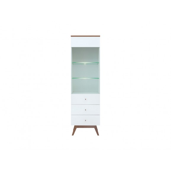 Heda Glass-door Cabinet REG1W2S