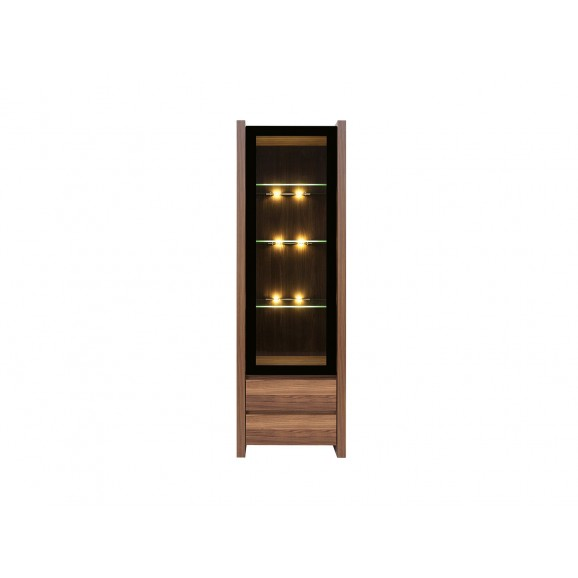 Venom Glass-door cabinet REG1W2S
