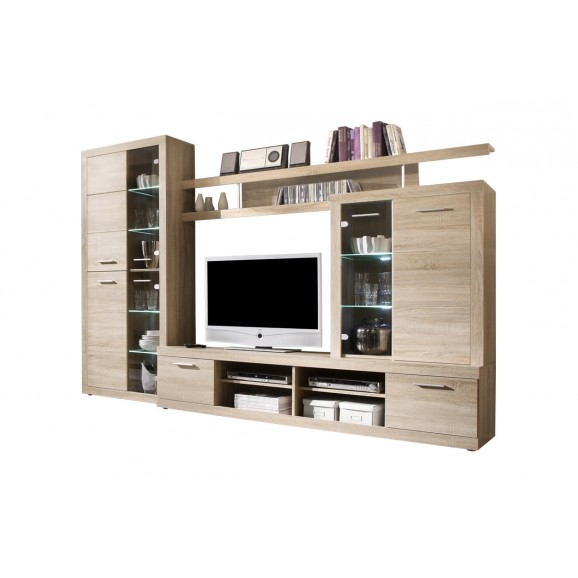 Cancan 4 Wall Unit