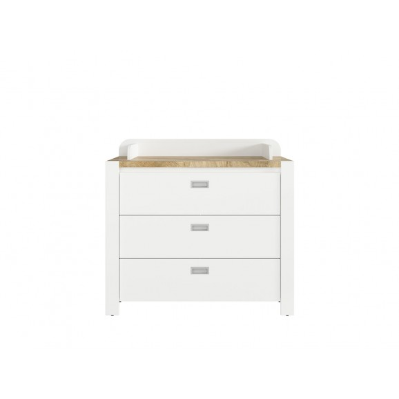 Dreviso Baby Changing Table + Chest of Drawers PRKW