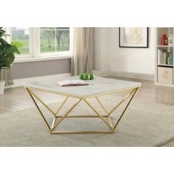 COFFEE TABLE 700846 WHITE
