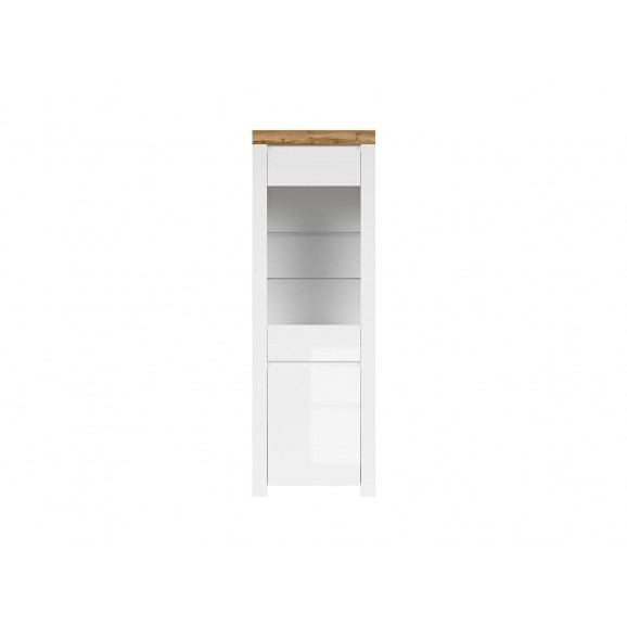 Holten Glass-door Cabinet REG2D1W