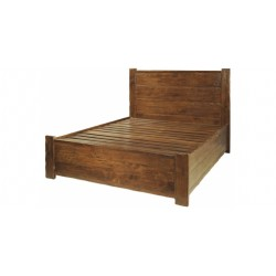 Bed, double TZ 1026A