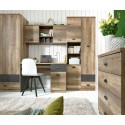 Malcolm Chest of Drawers KOM4S/80
