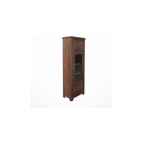 Glass-door cabinet TNT0218