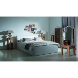 Vero Fiore type 01 european queen bed