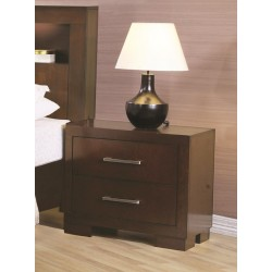 NIGHTSTAND 200712 CAPPUCCINO